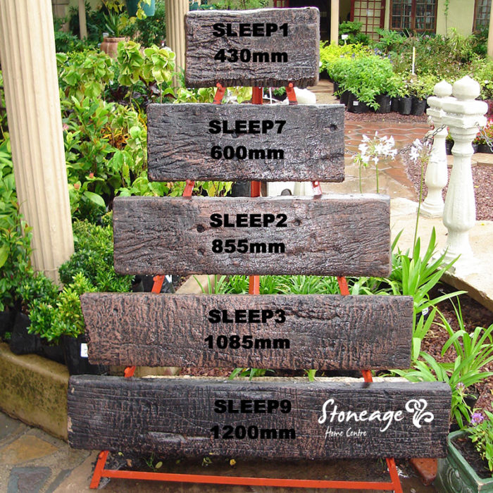 Concrete sleepers