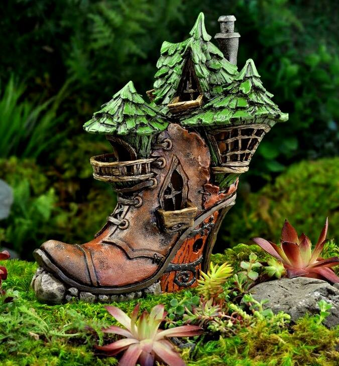 shoe house fairy