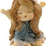 Baby fairy yawning - 9471