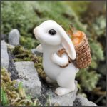Bunny with carrots - 11844