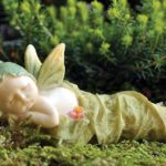 Fairy baby ladybug - 9718