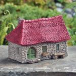 Micro red roof farmhouse - 17354