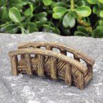 Micro wooden bridge - 17427