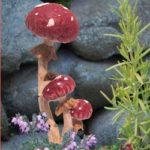 Red Mushrooms - 11666