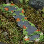 Slate Flower path - 16852