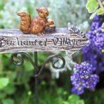 Village sign - AVIS