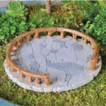 Woodland patio - 16513