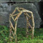 Woodland twig arch - 16853
